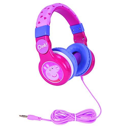 Peppa Pig Headphones now £6 Prime / £9.99 Non Prime @ Amazon