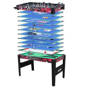 "Stats 48"" 14-in-1 Game Table was £129.99 then £79.96 now £44.96 Del w/code £49.96 instore @ Toys R Us"