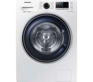 SAMSUNG ecobubble WW90J5456FW/EU 9 kg 1400 Spin Washing Machine - White or Graphite at Currys