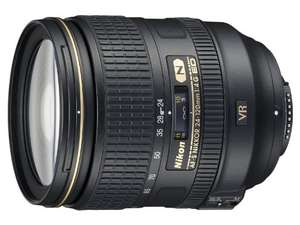 Nikon AF-S NIKKOR 24-120mm f/4G ED VR Lens - £569 @ Sold by Globletrading UK and Fulfilled by Amazon