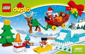 Lego Duplo Santa's Holiday in-store Asda - £10