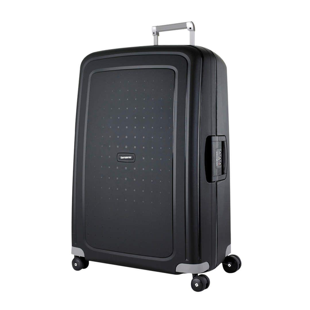 Samsonite S'Cure 4-Wheel 75cm Suitcase. - £114.56 @ John Lewis