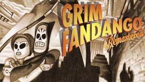 Grim Fandango Remastered - iOS - 99p