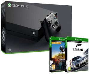 Xbox One X 1TB + Forza Motorsport 7 + Playerunknown Battleground £375 (Now OOS) / PS4 Pro + Fifa 18 £240 / Nintendo Switch £224 / GT Sport PS4 Controller £29.49 (Using code from 12pm) @ Shopto eBay
