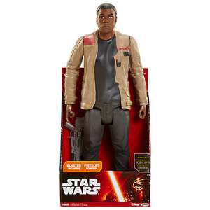 "Star Wars: Episode VII The Force Awakens 18"" Finn Action Figure @ John Lewis - £6 (+ £2 C&C or £3.50 P&P)"