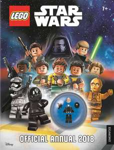 LEGO 2018 Annuals down to £1.50 in Tesco