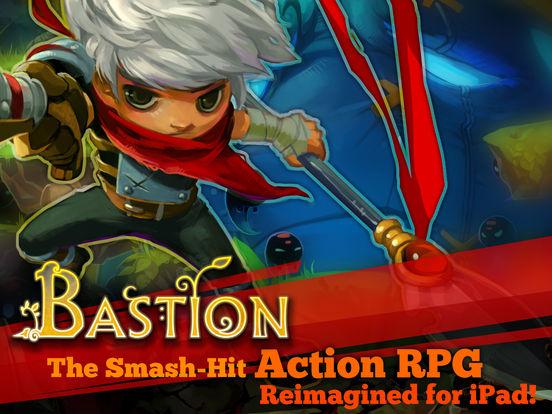 Bastion - iOS - £0.99