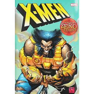 X-Men Operation Zero Tolerance (644 pages Hardback) now £15 w/code C+C @ The Works (selling for more pre-loved)
