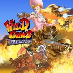 Wild Guns™ Reloaded ps4 psn digital. - £24.99