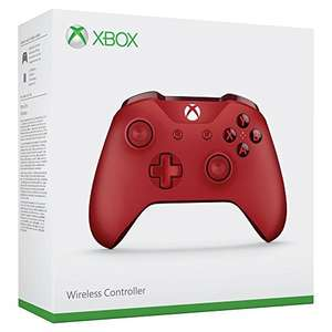 XBOX One Red Controller - Amazon Pricematch - £34.95