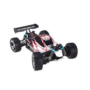 1:18 Scale 2.4G 4WD Off-Road Buggy - Just £44.38! Sold by Fishingking and Fulfilled by Amazon