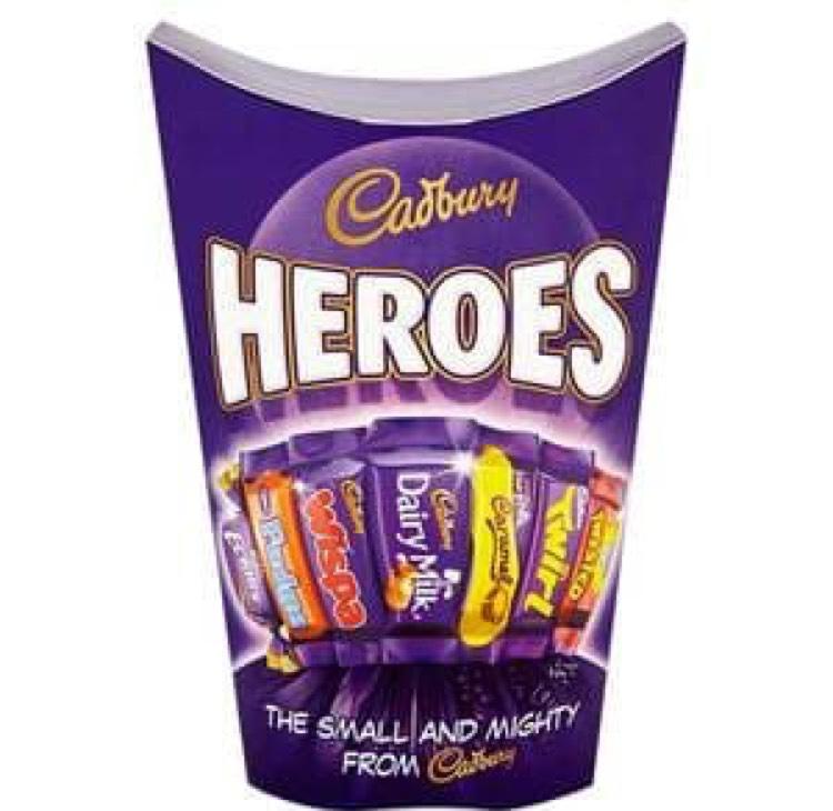 Heroes 185g Box @ Superdrug Instore - 99p
