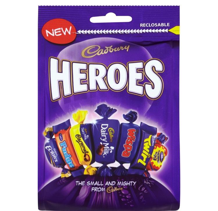 Heroes 92g @ Superdrug - 49p