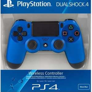 PS4 DualShock 4 Controller Wave Blue V2 BRAND NEW SEALED OFFICIAL SHOPTO - £29.48