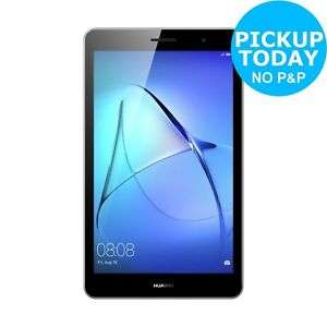 Huawei MediaPad T3 10 Inch 16GB Tablet - Grey. From Argos on ebay AFTER 20%(12-6PM only) - £95.99