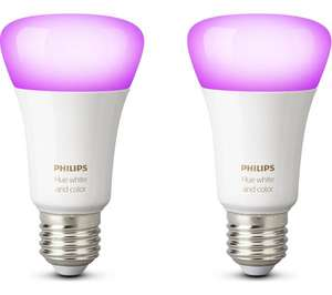 Hue 6 bulbs (3x twin packs) at Argos Ebay outlet on 3 for 2 AND 20% discount - £135.99