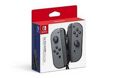 Grey Nintendo Switch Pair Joy-Con £50.28 @Shopto ebay w/code