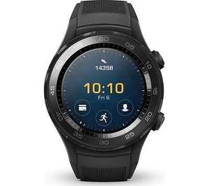 HUAWEI Watch 2 Sport - Black Compatible with iOS & Android £143 with code @ ebay currys/pcworld
