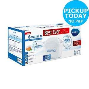 Brita Maxtra Plus Filter Cartridge - 6 Pack (Qty 2) £31.98 @ ebay Argos outlet