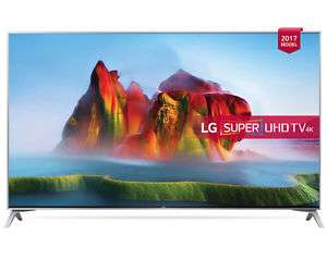 "Brand New LG 49SJ800V 49"" SUPER 4K UHD TV £504 incl 5 year warranty @ Crampton & Moore Ebay"