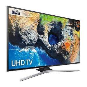 Samsung 4k LED TV with extra 20% off £344 @ co-op electrical ebay