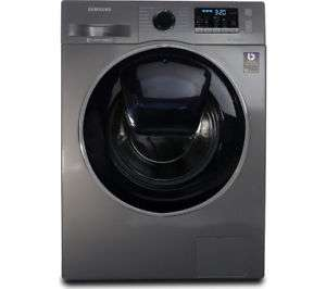 SAMSUNG AddWash 9kg 1400rpm Washing Machine Graphite @ currys /eBay Use code PNY2018 for £324