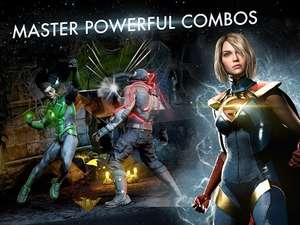 Injustice 2 By Warner Bros. Free For Android & IOS @ GooglePlay & Apple App Store