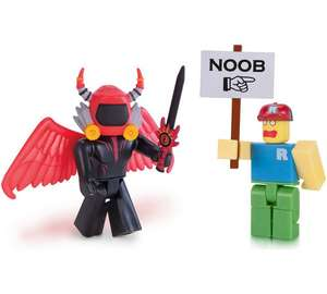 Roblox Twin Pack £9.99 Or 2 Sets for £15 Free C&C @ Argos