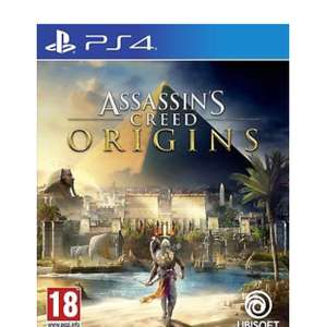 Assassins Creed Origins PS4 £29.48 @ shopto eBay using code PNY2018 between 12pm and 6pm today only