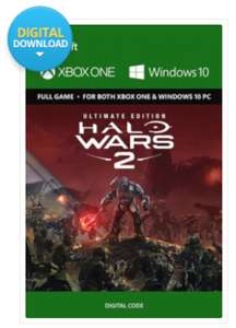 Halo Wars 2 Ultimate Edition Xbox One/PC at CDKeys for £29.99