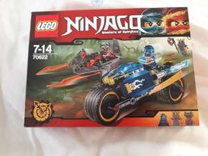 Lego Ninjago 70622 Asda In Store for £1.50 (Irvine)