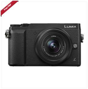 Panasonic GX80 + Lens - Refurbished at ebay/exdemolaptops for £291.99
