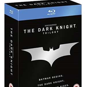 Batman Trilogy- Blu Ray at Amazon for £13.30 (Prime or £15.29 non Prime)