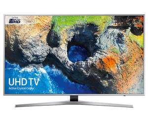 "Samsung Smart 4K Ultra HD Active Crystal Display 40"" TV UE40MU6400 ""Which? Best Buy 2017 TV"""