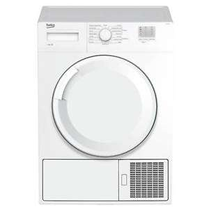 Beko DTGC8000W condenser tumble dryer @ coop electrical eBay £189 less 20% (PNY2018 code) £151.20. Be quick expires 6pm.