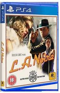 LA Noire (PS4/XO) £18.28 Delivered (Using Code) @ Shopto via eBay (Switch £21.48)