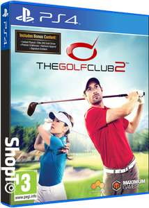 The Golf Club 2 + The Aristocrat Pack (PS4) £12.85 Delivered @ Shopto / Shopto eBay