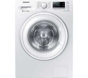 SAMSUNG ecobubble WW90J5456FW/EU 9 kg 1400 Spin Washing Machine - White or Graphite at Currys/pc world Ebay for £279.20