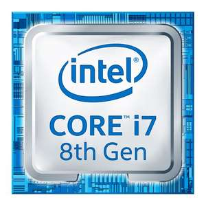 Intel i7 8700k CPU OEM - £308.46 after eBay 20% off code PNY2018 at Ebay/Scancomputers
