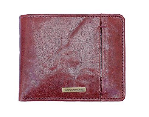 Woodbridge London Men's Premium Quality Designer Leather Wallet @ Amazon (Prime) Lightning Deal