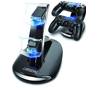 Dual USB Charging Docking Station for PS4 Controller £4.59 FREE Delivery @ Amazon/NiceEshop