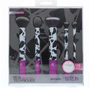 Real Techniques Brush Set Berlin @ EBay using code at scent warehouse for £17.56