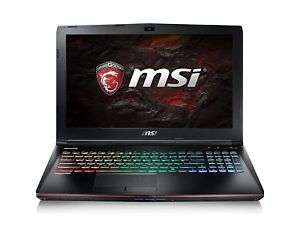 "MSI Apache Pro GE62VR 15.6"" Gaming Laptop - Black. Intel® Core™ i7-7700HQ processor, 1080p Display, RAM: 16 GB / Storage: 1 TB HDD & 128 GB SSD Graphics: NVIDIA GeForce GTX 1060 3GB (Not MAX-Q*based) at Currys Ebay for £1074."