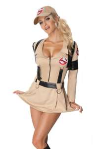 Ghostbusters Fancy Dress Costume Size 12-14 £6.99 Delivered @Argos Ebay