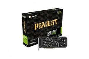 Palit GeForce GTX 1060 6GB £215.79 @ ebuyerexpress on eBay Using 20% Off Code (FREE Click & Collect from your local Argos & Sainsbury's)