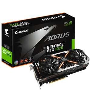 Aorus GTX 1070 ₤454.25 - 20% Ebay discount ₤379.25 delivered at Ebay/CCL Computers