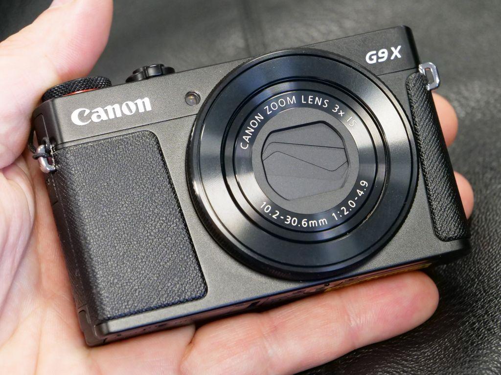 Canon PowerShot G9 X Mark II£221.60 using PNY2018 at Eglobal/Ebay