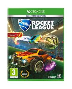 Rocket league Collectors Edition on Xbox One & PS4 at Amazon for £15 Prime (£16.99 non Prime)