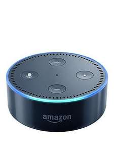 Amazon Echo Dot £34.99 But in Stock at Very
