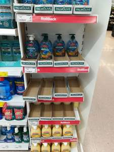 Palmolive handsoap 500ml £1 instore and online At Asda